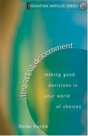 Cover of: The Art Of Discernment