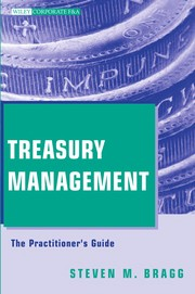 Cover of: Treasury management: the practitioner's guide