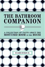 Cover of: The Bathroom Companion | James Buckley Jr.