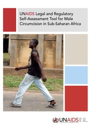 Cover of: UNAIDS legal and regulatory self-assessment tool for male circumcision in Sub-Saharan Africa