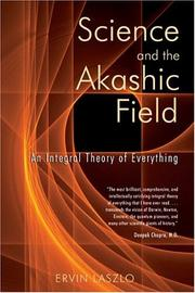Cover of: Science and the Akashic field