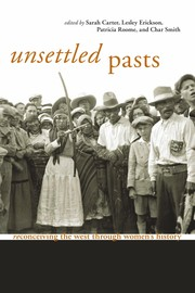 Cover of: Unsettled pasts