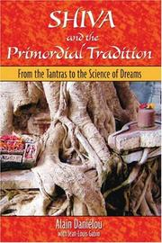Cover of: Shiva and the primordial tradition