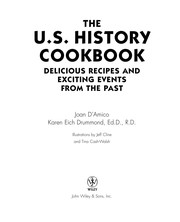 Cover of: The U.S. history cookbook | Joan D