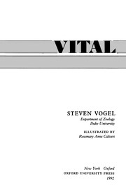 Cover of: Vital circuits | Vogel, Steven