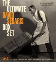 Cover of: The Ultimate David Sedaris