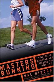Cover of: Masters Running | Hal Higdon