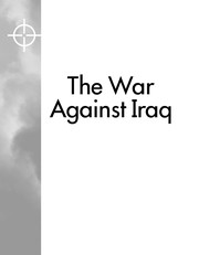 Cover of: The war against Iraq | Debra A. Miller