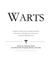 Cover of: Warts | James N. Parker