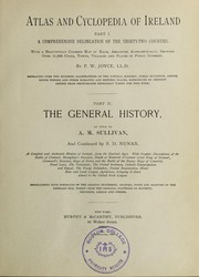 Cover of: Atlas and cyclopedia of Ireland