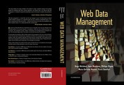 Cover of: Web data management