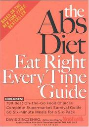 The Abs Diet by David Zinczenko