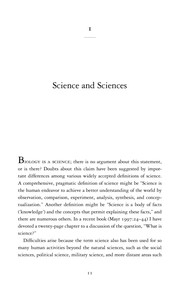 Cover of: WHAT MAKES BIOLOGY UNIQUE?: CONSIDERATIONS ON THE AUTONOMY OF A SCIENTIFIC DISCIPLINE