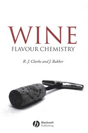 Cover of: Wine flavour chemistry