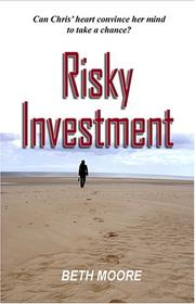 Cover of: Risky Investment | Beth Moore