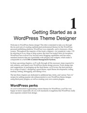Cover of: WordPress 2.8 theme design | Tessa Blakeley Silver