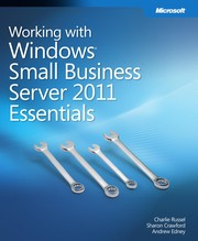 Cover of: Working with Windows Small Business Server 2011 essentials