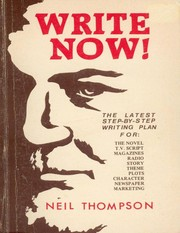 Cover of: Write now! | Thompson, Neil
