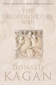 Cover of: The Peloponnesian War