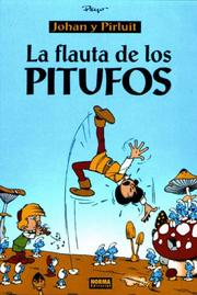 Cover of: La Flauta de los pitufos