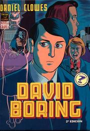 Cover of: David Boring (Spanish Edition): David Boring (Bola Ocho/Eight Ball)