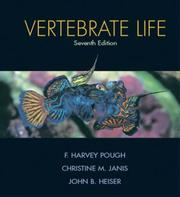Vertebrate life by F. Harvey Pough