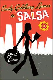 Cover of: Emily Goldberg Learns to Salsa | Micol Ostow