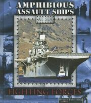 Cover of: Amphibious assault ships