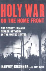Cover of: Holy war on the home front