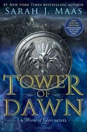 Cover of: Tower of Dawn (Special  Edition) (Throne of Glass Series #6)