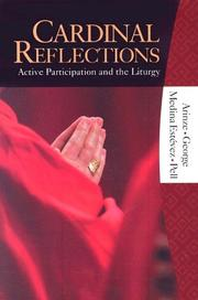 Cover of: Cardinal Reflections | Francis Cardinal Arinze