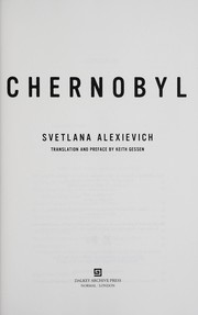 Cover of: Voices from Chernobyl | Svetlana Aleksievich