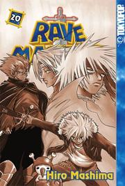 Cover of: Rave Master Volume 20