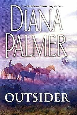 Outsider by Diana Palmer