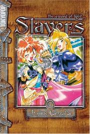 Cover of: Slayers Text, Vol. 1: The Ruby Eye