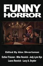 Cover of: Funny Horror