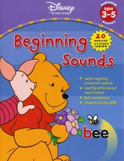 Cover of: Beginning Sounds |