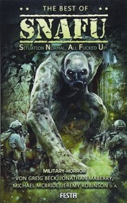 Cover of: The best of SNAFU: Military Horror