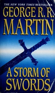 Cover of: A storm of swords | George R.R. Martin