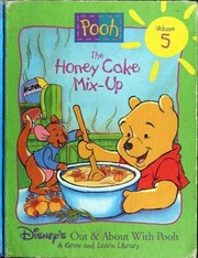 Cover of: The Honey Cake Mix-Up