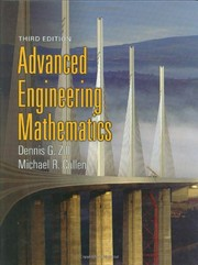 Cover of: Advanced engineering mathematics | Dennis G. Zill