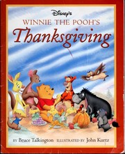 Cover of: Disney's Winnie the Pooh's Thanksgiving