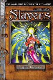 Cover of: Slayers Text, Vol. 6: Vezendi's Shadow (Slayers (Tokyopop))