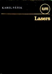 Cover of: Lasers | Karel PaМЃtek