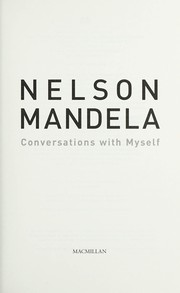 Cover of: Conversations with Myself | Nelson Mandela