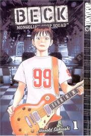 Cover of: BECK:Mongolian Chop Squad Volume 1