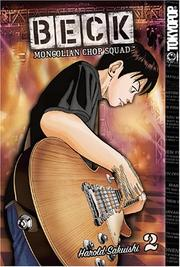 Cover of: BECK:Mongolian Chop Squad Volume 2