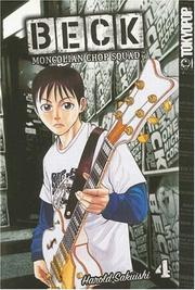 Cover of: BECK:Mongolian Chop Squad Volume 4