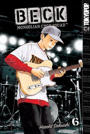 Cover of: BECK:Mongolian Chop Squad Volume 6