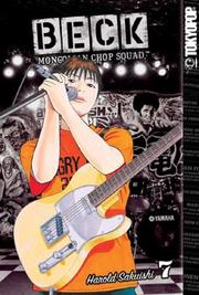 Cover of: BECK:Mongolian Chop Squad Volume 7